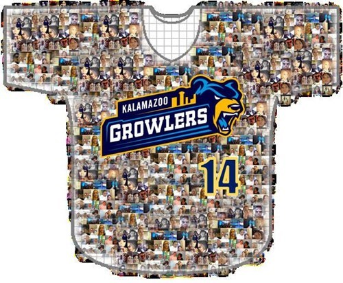 The Kalamazoo Growlers Want You to Help Make a Jersey of Selfies