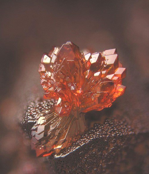 Strengite is a rare beautiful mineral