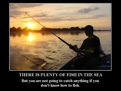 Fishing Is Mostly Luck