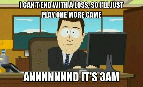 Gamers Know That Feel