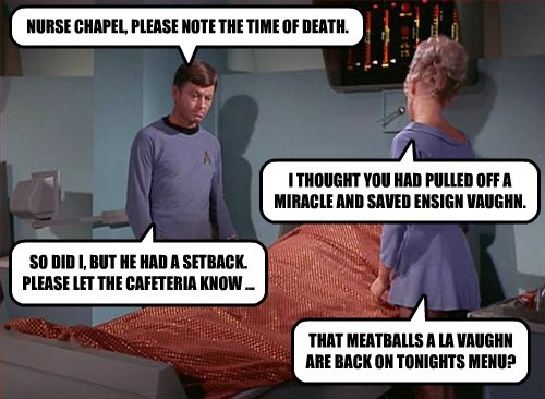 NURSE CHAPEL, PLEASE NOTE THE TIME OF DEATH.