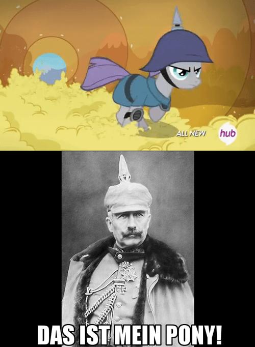 Der Kaiser genehmigt