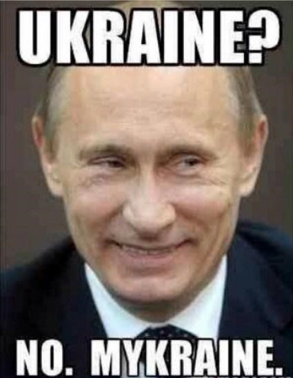 Right after the rigged Crimea election