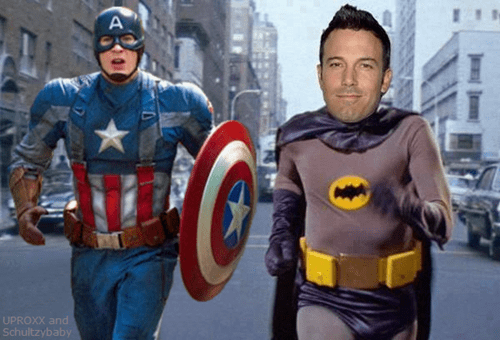 "A Few Marvel Actors React to ""Captain America 3"" and ""Batman Vs Superman"" Releasing on the Same Date"