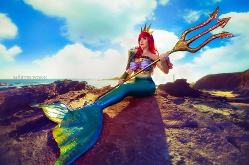 Ariel, Goddess of the Sea