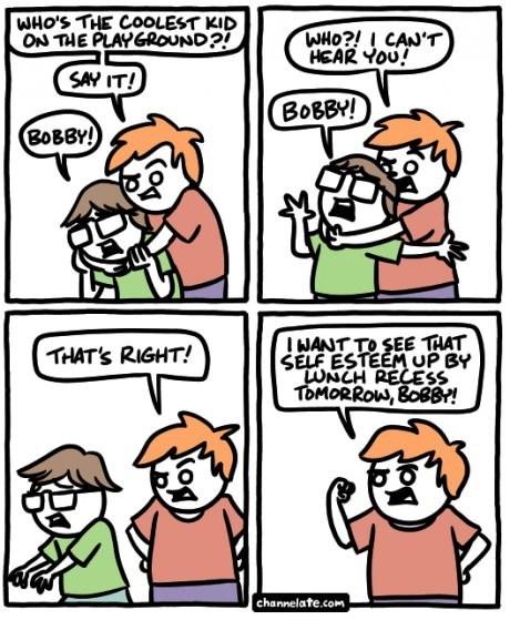 bullies,playground,web comics