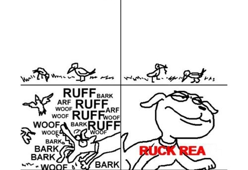 Ruff Roof Woof Bark