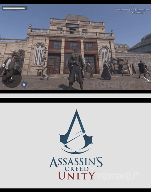 Screenshots of the Next Assassin's Creed Game, Unity, Have Leaked