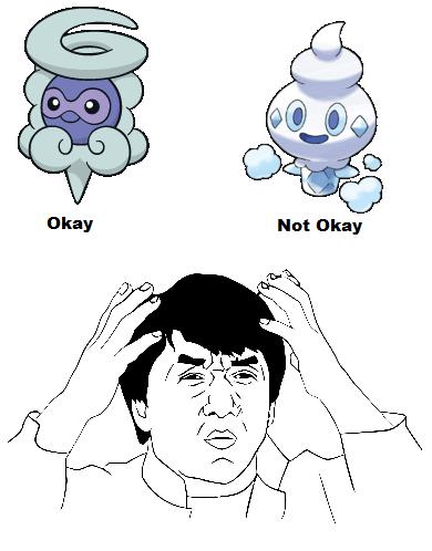 Pokémon,vanillite,castform