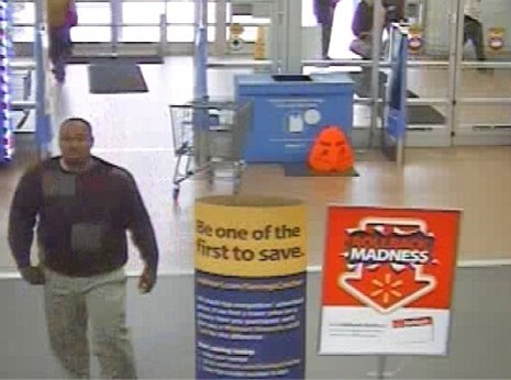 Only at Walmart of the Day: Man Posing as a Podiatry Student Charged in Walmart Toe Sucking