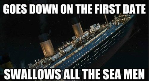The Titanic Was Easy