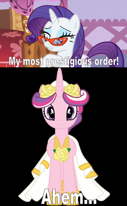 So... What is Princess Cadence?