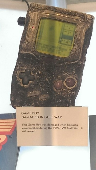 This Game Boy is Hardcore
