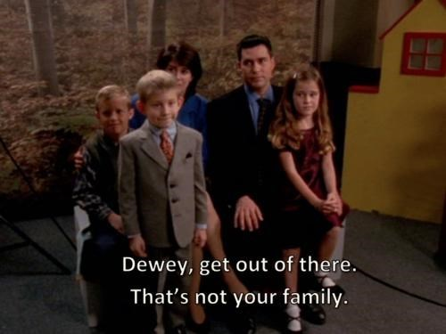 malcolm in the middle,kids,family portrait