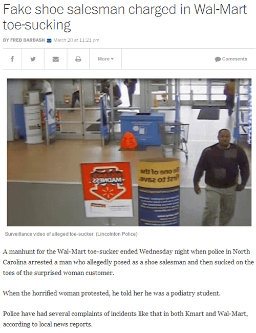 news,gross,Walmart,Probably bad News