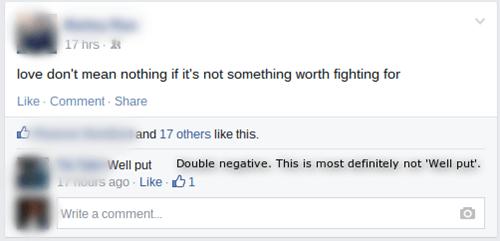 Quadruple 360 Fakie Negative. Excellent Grammar!