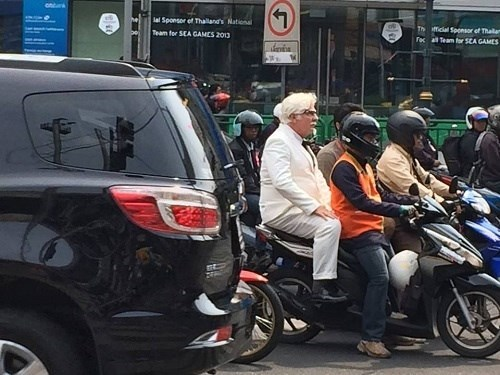 "The Colonel Takes a ""Special Tour"" of Thailand"