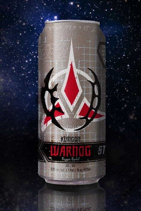 Officially Licensed Klingon Beer Coming to a Mouth Near You