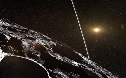 Even An Asteroid Has Rings? Step Up Your Game Earth!