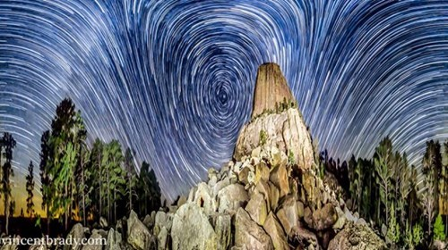 Combine Panoramic Shots and Time-Lapse Photography and You Get These Insanely Cool Landscape Shots