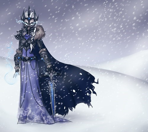 Rise Of The Lich Queen