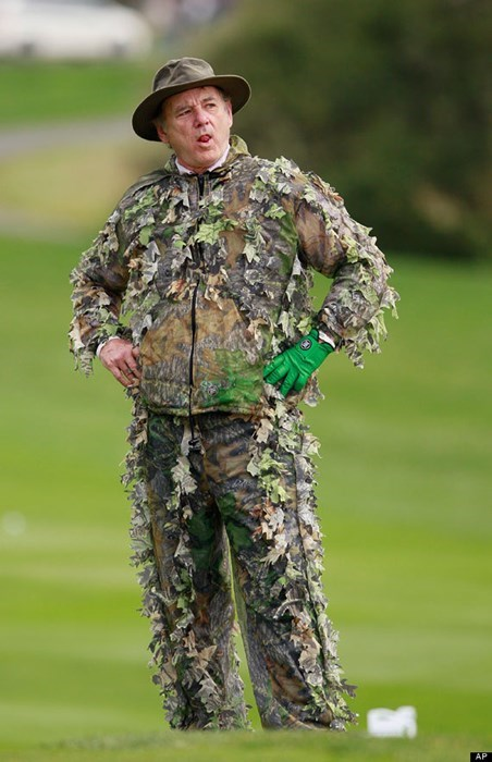 Bill Murray Golf Pants