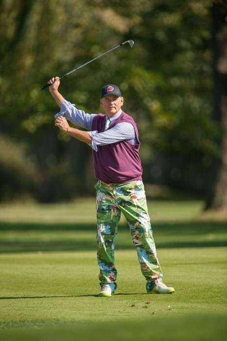 Bill Murray Golf Pants