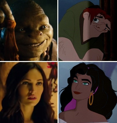 totally looks like,The Hunchback of Notre-Dame,TMNT