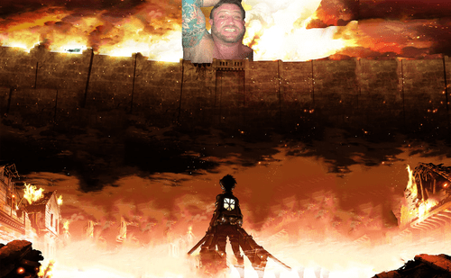 Attack on Squart Guy
