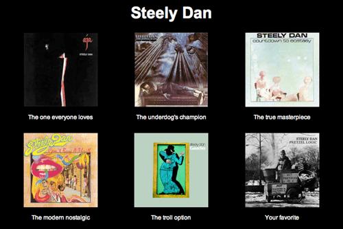 Steely Dan Albums
