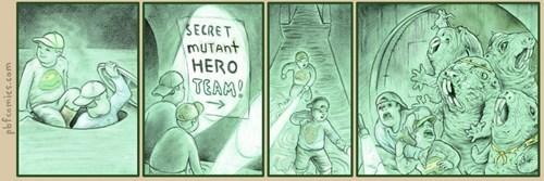 teenage mutant ninja turtles,sad but true,mutants,web comics