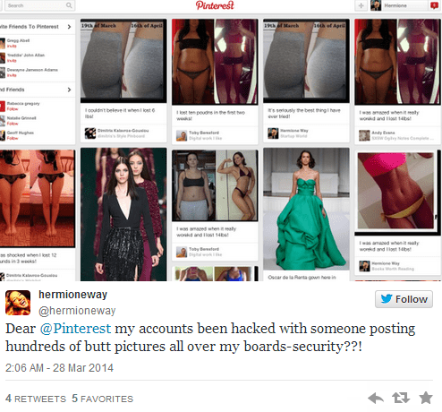 Weight Loss Spammers Are Turning Pinterest into Butterest