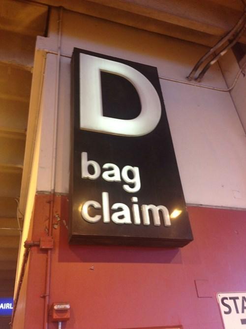 sign,douchebag