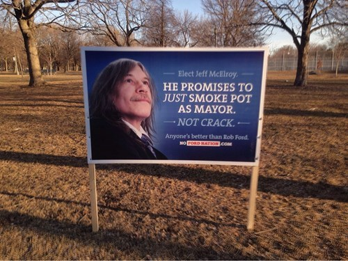 Toronto Has the Best Election Signs