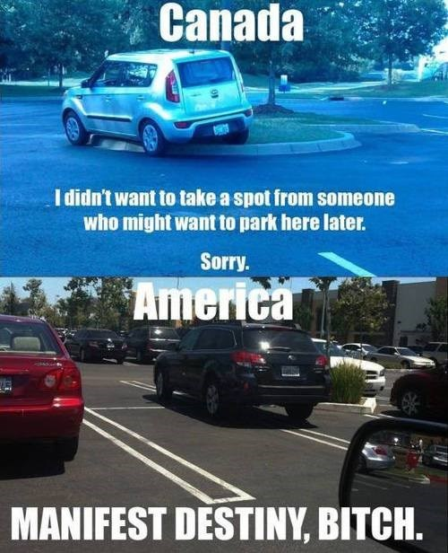 All Your Spot Are Belong to America