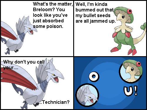Smogon Jokes