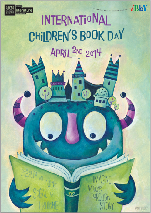 It's International Children's Book Day!