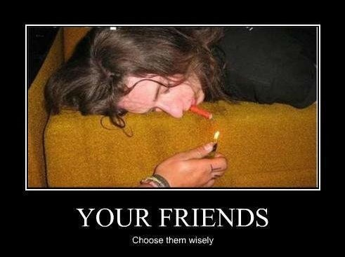 Friends Are Jerks