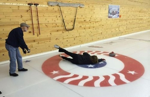Curling Isn't for Everyone