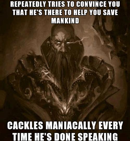 diablo 3,video game logic,zolten kulle