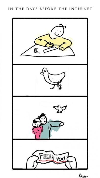 history,the internets,pigeons,web comics