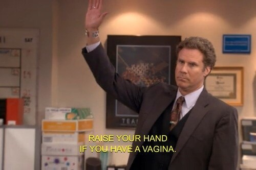 the office,vagina,funny,Will Ferrell
