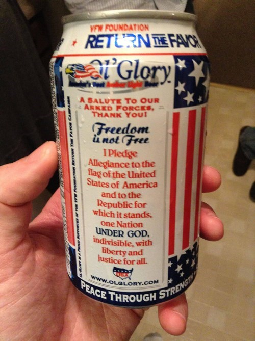 The Most American Beer