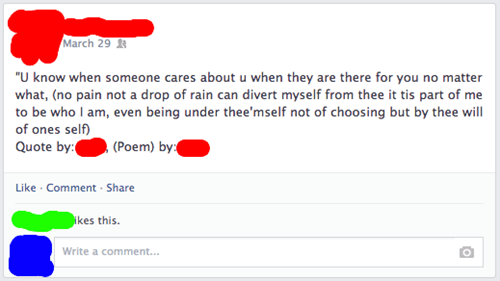 There's Hope for a New Generation of Poets. Not for This One Though.