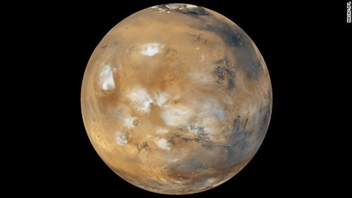 Is There Still Flowing Water on Mars?