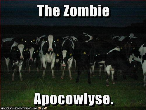 The Zombie  Apocowlyse.