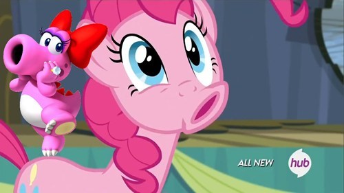 Pinkie Is The New Playable in Mario Party