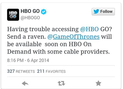 Get It Together, HBO GO!
