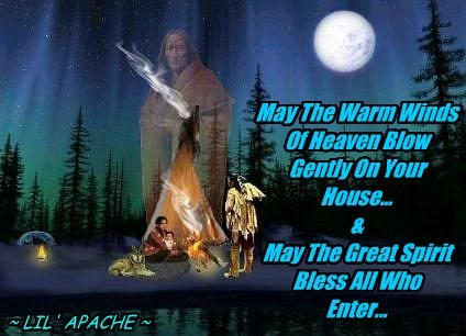 MANY BLESSINGS UPON YOU & YOURS...