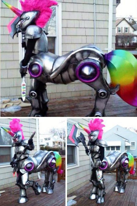 Don't Confuse This Awesome League of Legends Cosplay With a My Little Pony